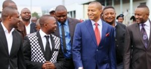 Katumbi est dans le viseur du pouvoir congolais. Ph. Dr