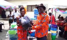 Abidjan : Danho Paulin-Claude célèbre les femmes de la chambre des métiers de sa commune #Attécoubé