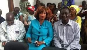 Plusieurs militants du Fpi ont célébré le 67e anniversaire de Simone Gbagbo à la barre.