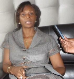Pr. Gnagne Koffi Yolande, Doyen UFR d'Odonto-Stomatologie de l'UFHB