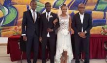 Coin du bonheur : Eric Bailly et Vanessa  Troupah se marient en Côte d'Ivoire