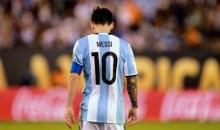 Démoralisé, Lionel Messi met un terme à sa carrière internationale avec l'Argentin