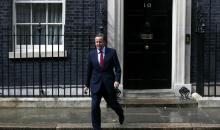 Royaume-Uni: dernier Conseil des ministres pour David Cameron