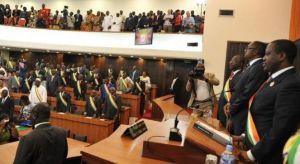 Les parlementaires ivoiriens ont rejeté le projet de loi portant désignation du chef de l'opposition ivoirienne. Ph.Dr