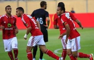 AL HALY d'Egypte est au coude à coude avec l'Asec après sa victoire de la 4e journée. Ph. Dr