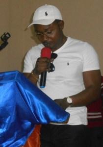 M'Bolo Nado Martin, président du Conseil régional de l'Agnéby-Tiassa.