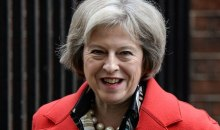Royaume -Uni : David Cameron passe la main à Theresa May