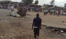 Côte d'Ivoire-Yopougon/Déguerpis à nouveau : Les commerçants ne décolèrent pas.