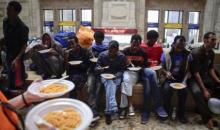 Migration vers l'Italie: crise humanitaire dans le nord du pays.