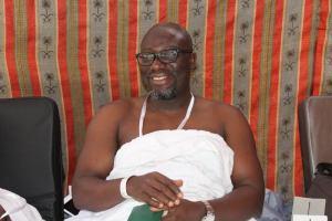 Le DG de l'ONI, Konaté Diakalidia depuis la mecque.Ph.Dr
