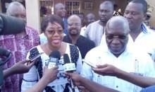 Préparatifs de la visite du chef de l'État à Bouaké : Les cadres et élus mobilisent les populations #Constitution