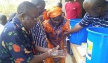 Journée mondiale de lavage des mains/Les populations invitées à s'approprier la technique du lavage des mains