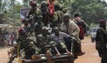 Escalade de la violence en RCA/Plus de 30 morts après une attaque de miliciens de la Séléka