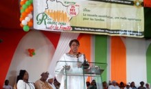 Pour la promotion des familles : la ministre Euphrasie Yao invite les femmes à s'approprier la nouvelle Constitution