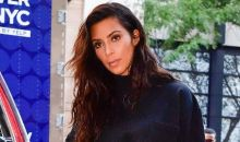 A  Paris pour la ''Fashion week'': Kim Kardashian  victime  d'une agression