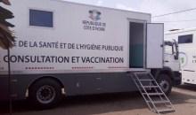 Actions communautaires de santé : Les activités des unités de soins mobiles ont démarré