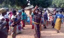 Djebonouan / Campagne législative : une candidate du  Fpi révèle : » Une semaine de campagne  nous parait insuffisant»
