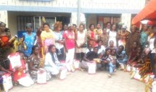 Bouaké / Fête de Fin d'année : une ONG fait don de vivres à 45 femmes vulnérables