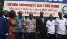Activités  socioculturelles : l'Aclmabo  réhabilite le lycée moderne d'Aboisso