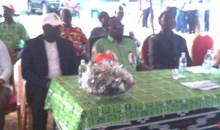 Bouaké /Campagne législative : Paul Koffi Koffi ratisse large