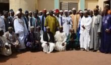 Prières de soutien au Président de la République : Kaba Nialé mobilise les chrétiens et les musulmans de Bouna #Cohésionsociale