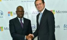 Transformation numérique en Afrique: Microsoft et Ecobank accordent leur violon