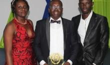 Distinction / Pour la 17eme édition du prix Safamcom : N'da Kouame Valéry honoré #Mérite
