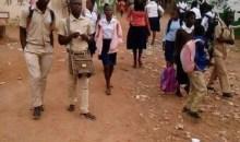Bouaké : les élèves tentent d'assiéger les locaux de la RTI