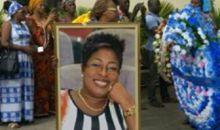 Levée de corps de Marie-Louise Asseu à Ivosep: les honneurs des autorités ivoiriennes  à l'artiste