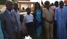 Promotion de l'éducation : Kaba Nialé offre des tables-bancs au groupe scolaire EPP Bouko 1 #Bouna
