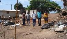 Logoualé /Après le décès de leur camarade : les élèves des lycées et collèges saccagent  le village du défunt,4 maisons incendiées, les villageois spoliés de leurs biens,le défunt enterré de force