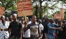 Côte d'Ivoire : Une manifestation de producteur de cacao dispersée par la police