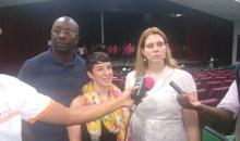 Côte d'Ivoire/ Échange culturel : Des danseurs américains partagent leurs expériences à Bouaké