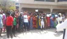 Côte d'Ivoire/Déguerpissement : Des manifestantes paralysent l'aéroport de Bouaké