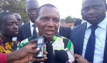 Après sa nomination : Le Ministre Jean Claude Kouassi traduit sa reconnaissance aux populations #Bouaké