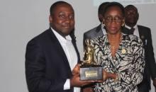 Distinction : Marie-Josée Fenouil, décroche le prix de la femme inventeur de l'année