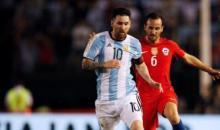 Mondial 2018 : Lionel Messi suspendu pour quatre matches