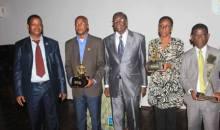 Côte d'Ivoire/ Soirée Gala des inventeurs : plusieurs membres et des partenaires honorés