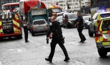 Attaque «terroriste» en plein cœur de Londres