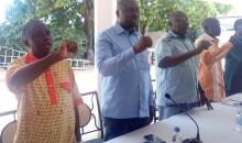 Avant le pré-congrès du Rdr : Le député Bema Fofana en mission de mobilisation #Bouaké