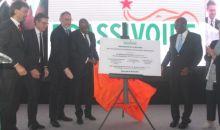 Brasserie en Côte d'Ivoire : L'usine de la bière ''Ivoire'' ouvre officiellement ses portes #Brassivoire