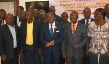 Collectivités décentralisées : Dr Aka Aouélé partage l'exemple de développement de la région du Sud-Comoé #Bonnegouvernance
