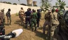 Côte d'Ivoire : la colère des mutins enfle, plusieurs administrations de l'intérieur prises en otage