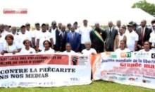 Côte d'Ivoire/Nouvelle loi sur la presse : 15 organisations professionnelles de la sous-région plaident pour le retrait de l'article 90#libertedelapresse