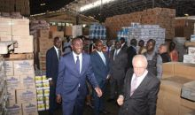 Ramadan 2017 : le Ministre Souleymane Diarrassouba s'assure de la disponibilité des produits de grande consommation #Commerce