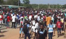 Côte d'Ivoire / Retour de la violence à l'Université Alassane Ouattara de Bouaké… Des étudiants se tabassent, plusieurs blessés dont 1 cas grave  # Bouaké