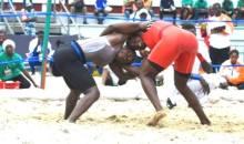 8ès Jeux de la Francophonie / Lutte : La  Côte d'Ivoire termine avec 4 médailles#JeuxAbidjan2017