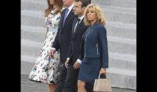 Défilé du 14 juillet en France : Brigitte Macron et Melania Trump affolent la toile  avec leurs styles vestimentaires