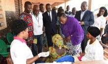 Santé de proximité : la région du Poro-Tchologo accueille  les cliniques mobiles #Soins