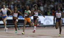 Sports/Après les 100m : Ta Lou en route vers la plus haute marche des 200m #Londres2017